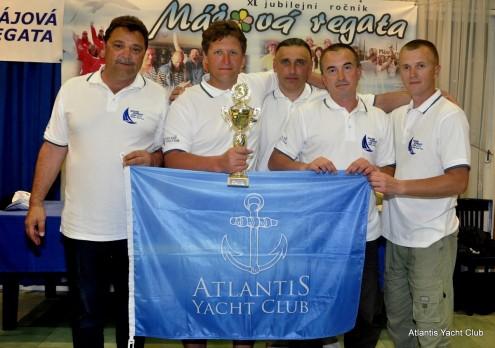 Майская регата ROUND KORNATI CUP 2013