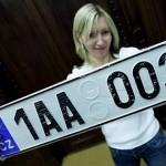 Минтранс выберет нового поставщика автомобильных номеров