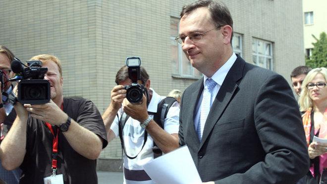 Карьера Нечаса может закончиться после ареста его подчиненных
