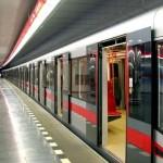 В пражском метро будут показывать время до прибытия поезда