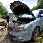 Наводнение в Чехии принесло большие убытки