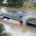 Пражский зоопарк ожидает многомиллионых убытков после наводнения