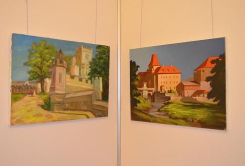 Чехия глазами русских художников