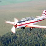 По вине лётчика в Чехии разбился самолёт АН-30