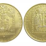 Номинал монеты - 10000 крон.