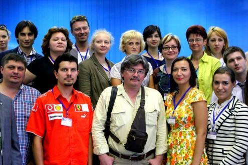 VI Петербургский форум молодёжных организаций российских соотечественников