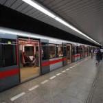 Движение в пражском метро опять будет частично закрыто
