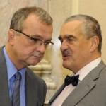 Мирослав Калоусек и Карел Шварценберг
