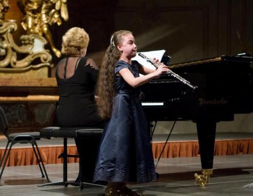 Юные таланты России едут в Прагу