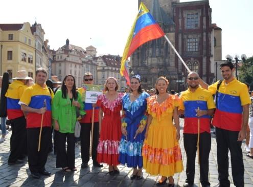 Представители Венесуэлы