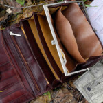 Пражане не часто возвращают потерянные кошельки