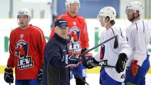 «Лев»: второй сезон в КХЛ