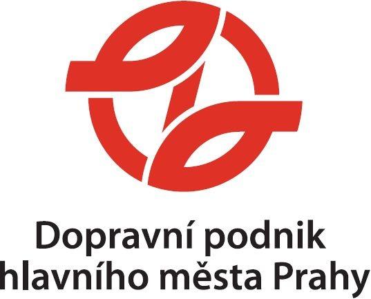 Логотип Пражской транспортной компании