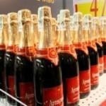 Чешское шампанское заняло первое место в конкурсе