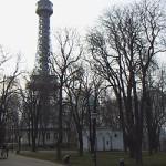Холм Петршин - одно из самых любимых мест пражан и гостей города