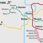 Новая линия метро может быть построена через 8 лет