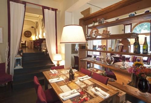 Ресторан Divinis
