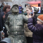В Самаре установили памятник Швейку