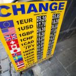 За нарушение закона об обмене валют грозит штраф до 5 млн крон