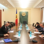 Премьер-министр Молдовы встретился с замглавы чешского МИД
