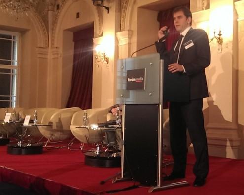 Директор департамента коммуникаций корпорации Росатом Сергей Новиков