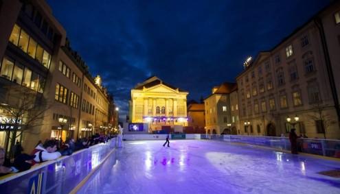 Зимний досуг в Праге