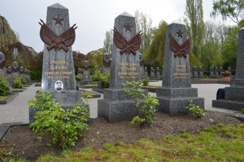 Военные захоронения в Чехии