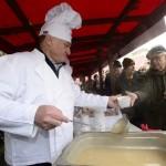 Рыбный суп можно будет попробовать в центре Праги