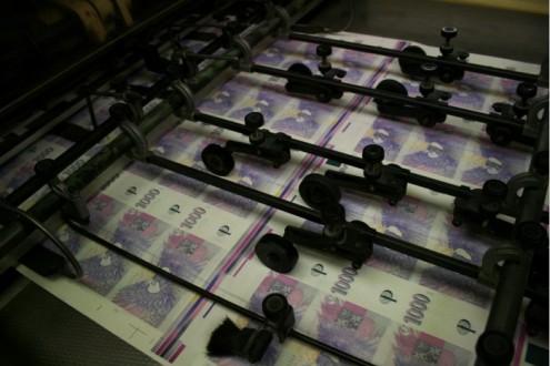 Деньги Чехии
