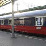 """Время в пути поезда """"Москва-Прага"""" сократится на 5 часов"""