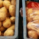 Овощи в январе значительно подорожали