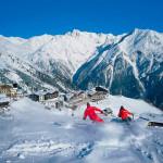 Пришла зима – встаём на лыжи!