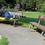Долги и безработица часто становятся причиной бездомности