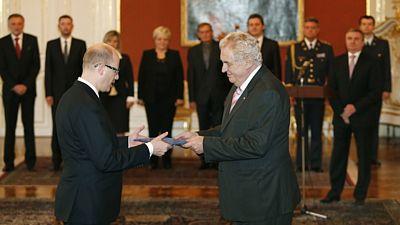 Богуслав Соботка назначен премьер-министром Чехии