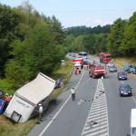 Смертность на чешских дорогах снижается с 2007 года