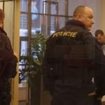 Полиция проверяет документы в Чешском экспортном банке