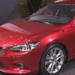 Журналисты назвали Mazda 6 автомобилем года