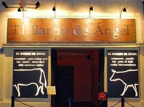 Ресторан El Barrio de Ángel