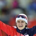 Мартина Сабликова выиграла золото на Олимпиаде в Сочи