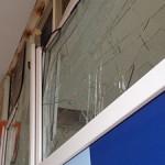 Грабители попытались взорвать банкомат
