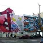 В здании в центре Праги нашли уникальную роспись потолка и фрески