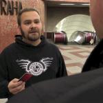 Чешские контрлёры в транспорте вынуждены работать вместе с полицейскими