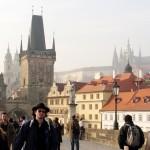 В 2013 году Чехию посетили почти 14 млн туристов