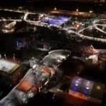 Начался демонтаж Олимпийского парка на Летне