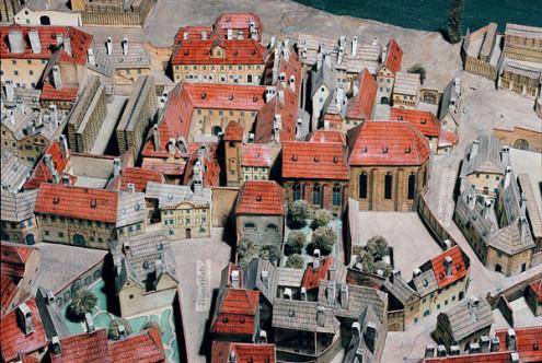 Лангвейлова модель Праги