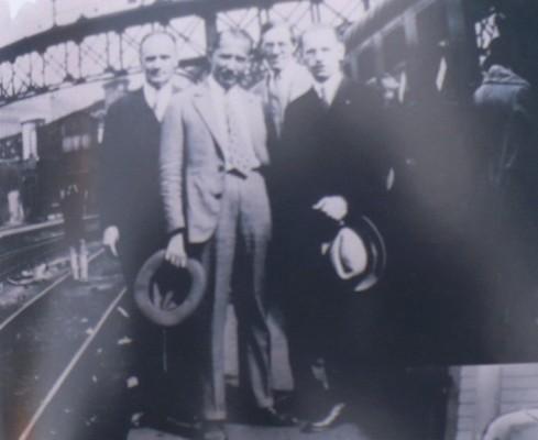 В 1929 г. на основе УВО в Вене была создана Организация украинских националистов
