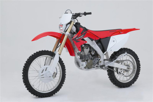 Honda CRF250F/450F