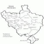 Украина 1914г