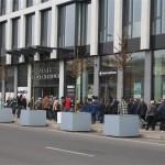 В Праге открылся торговый центр Florentinum