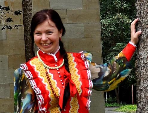 Ирена Дзюбова